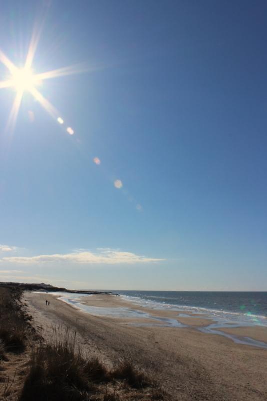 Skallerupklit Beach