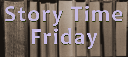 Story Time Friday Banner